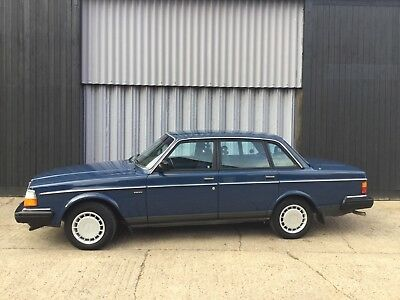 1990 Volvo 244 (240) b230f LHD *1 owner from new*