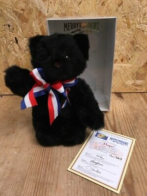 Merrythought 'Hope'  Special Numbered Edition Bear 2001  (BNIB) - 9/11 Appeal