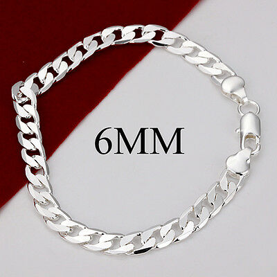 Jewelry Lady/Mens 925 Silver Necklace
