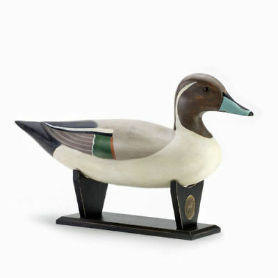 Pintail Decoy in Cradle Display by big Sky Carvers