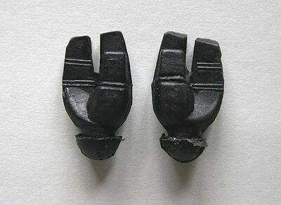 Rubber Hands for Mechanized Robot (Robby)