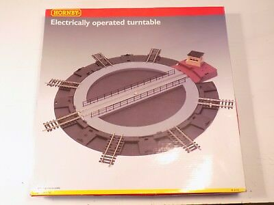 Hornby R070 Oo Scale Electrically Operated Turntable,  New In Box