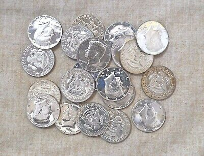 Roll Of 1970-S Kennedy Half Dollar - Proof - 20 Coins