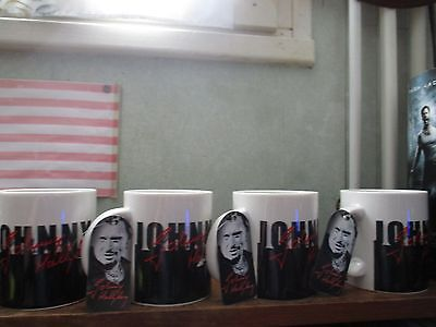 johnny hallyday mugs