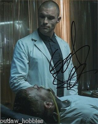 Ed Skrein Deadpool Autographed Signed 8x10 Photo COA