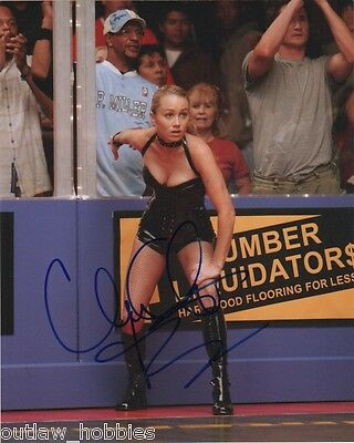 Christine Taylor Dodgeball Autographed Signed 8x10 Photo COA