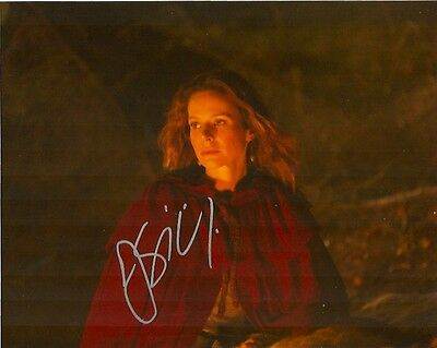 Vikings Jessalyn Gilsig Autographed Signed 8x10 Photo COA