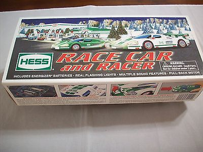 Hess Diecast Toy/Vehicle: 2009 Hess Race Car & Racer (NIBox) (467)