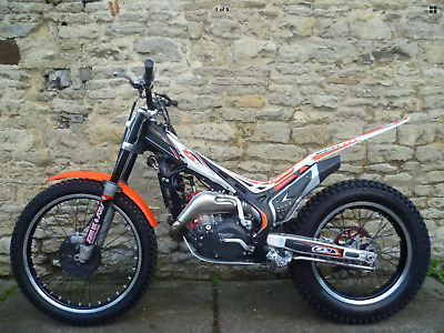 2011 Beta evo 250 Road Registered Really Clean Example