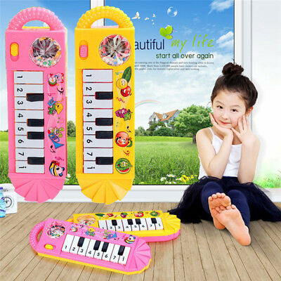 Baby Infant Toddler Kids Musical Piano Developmental Toy Early Educational Gifts
