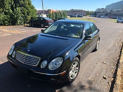 2006 Mercedes-Benz E-Class E 350 Mercedes-Benz E-350