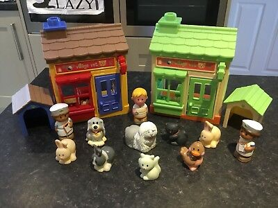 ELC Happyland Vets Bundle. Dr Nurse Animals Happy Land.