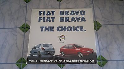 Fiat Bravo - Fiat Brava 'THE CHOICE' CD DEMO 1995