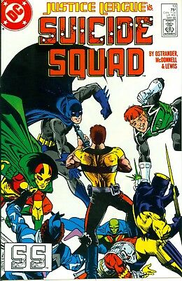 Suicide Squad #13. May 1988. DC. Versus the Justice League. VF/NM.