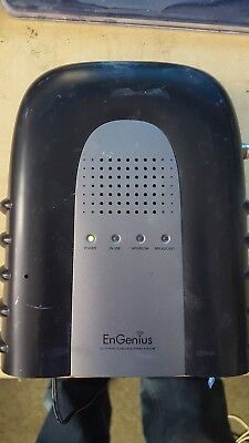 EnGenius DuraFon 1X Base Unit for Cordless SN-902 Phone System 900Mhz Long Range