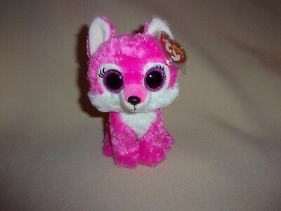 """Ty Mwmt Sierra The Wolf Beanie Boo- 6"""" Boos- Great Wolf Lodge Exclusive- In Hand"""
