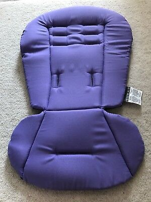 Phil And teds Double Seat Liner - Purple