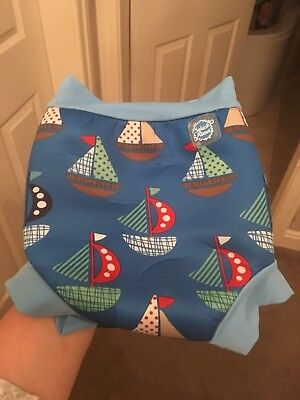 Splash About Happy Nappy Boys XL Water Babies
