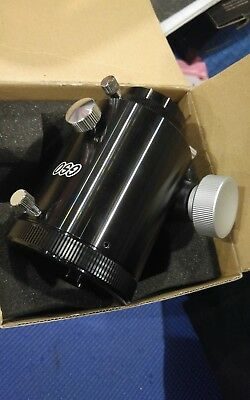 "GSO 2"" Crayford Linear Bearing Heavy Lift Focuser for SCTs Dual Speed"
