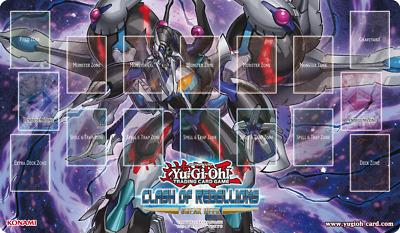 "YuGiOh! Clash of Rebellions: ""Odd-Eyes Rebellion Dragon"" Playmat"