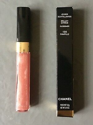 Gloss Chanel Lèvres Scintillantes - 156 Pampille