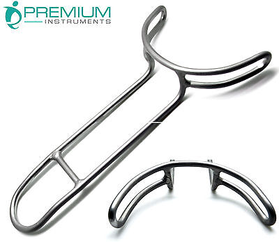 "Vestibulum Lip Cheek Retractor 6.5"" Dental Mouth Opener Surgical Instruments"
