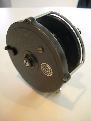 J.W. Young & Sons. Windex Mooching / Trolling Reel. England. Excellent Condition