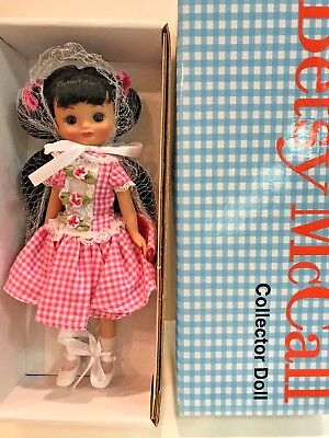 Betsy McCall Gingham Goodness Collector Doll by Robert Tonner