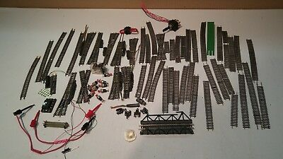 ATLAS 'N' Scale -  GIANT Turnout / Assorted Track Assortment LOT