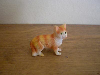 Dollshouse Miniature   ~ GINGER  #5  ~ Cat