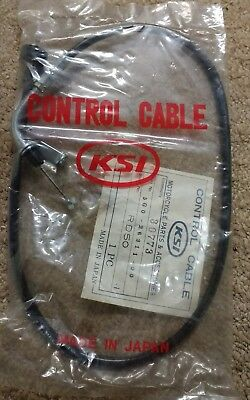 Brand New Yamaha RD50 RD80 Throttle Cable 5G0-26311-00 5G02631100 MX