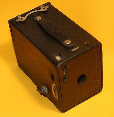 "Box Brownie Camera No 2.  Model ""E""    100 years old"
