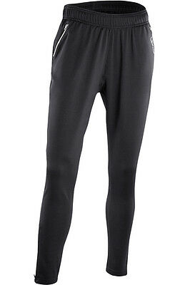 New 2Xu Relaxed Training Fitness Pant Large L Exercise Yoga Women Full Len Black