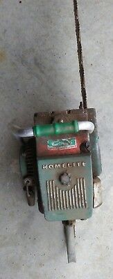 C91 Vintage Homelite  project parts  Original Paint