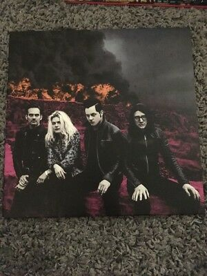 Dead Weather Dodge Burn Vinyl  LP Joblot Jack White Stripes