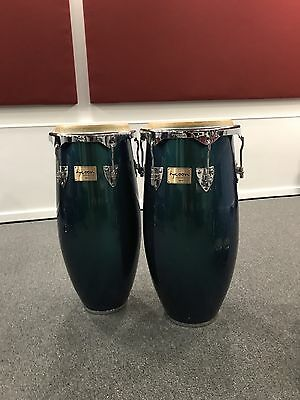 """Tycoon Percussion Congas 11"""" And 12.5"""""""