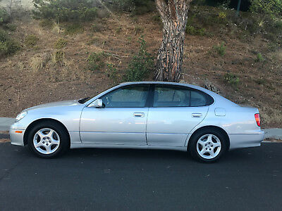 1999 Lexus GS Premium Package 1999 Lexus GS300, Premium Package