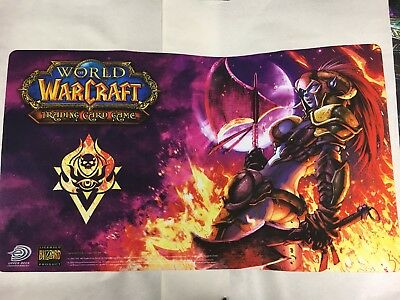 WoW TCG - Zy'lah Manslayer playmat