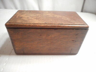 Vintage Singer Sewing Kit Puzzle Box w Accessories