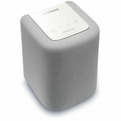 Yamaha WX-010 Bluetooth Wifi Speaker White MusicCast & AirPlay