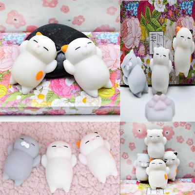 Novelty Animals Shaped Squeeze Toys Stress Relief Squeeze Venting Ball Toy Gift