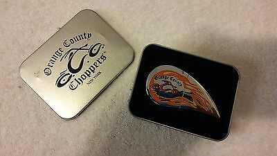 Orange County Choppers Lighter New