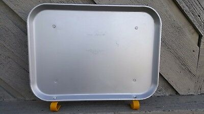 Vintage TRACO Dallas Aluminum Car Hop Tray Drive In Food Server A&W Sonic
