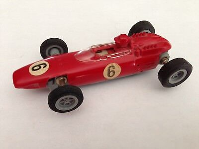 1/32 Monogram #RS3033 Ferrari GP ready to run slot car Watkins Glen set VINTAGE