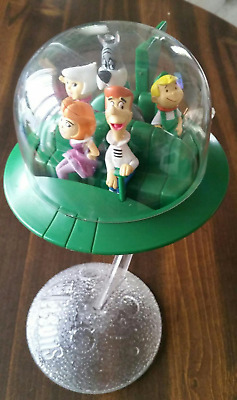 The Jetsons Vintage Family Set With Spaceship 5 Figures