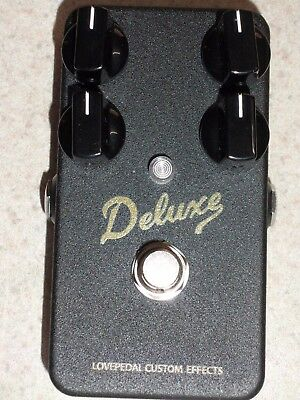 Lovepedal Blackface Deluxe Guitar Pedal