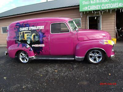 1950 Chevrolet Other Pickups panel 1950 chevy panel truck