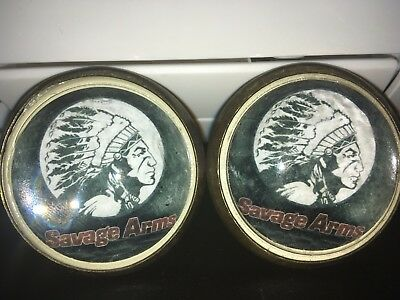 Savage Arms - Horse Bridle Rosettes