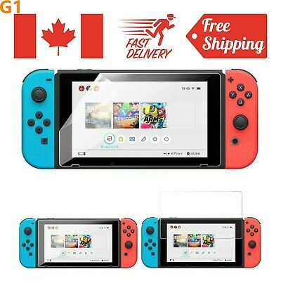 2Pack Nintendo Switch Premium Screen Protector for Nitendo Switch