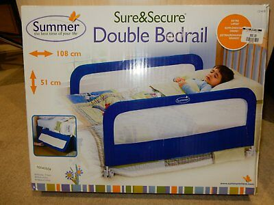 The First Years toddler kids bed rail - double rail